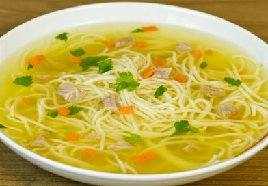 juhom od povrća
