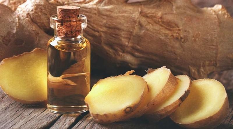 ulje od đumbira