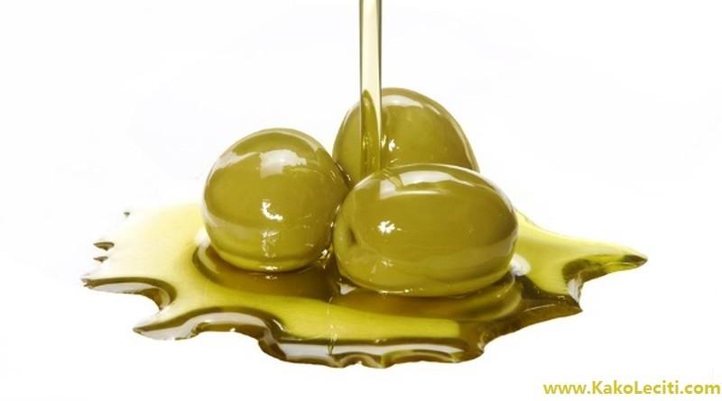 KakoLeciti maslina