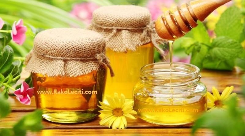 KakoLeciti med
