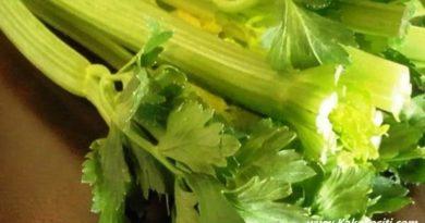 Ljekovita biljka – Celer – Biljka ima protuupalna, diuretička i antiseptička svojstva, a koristi se za liječenje reumatskih bolova, artritisa i gihta