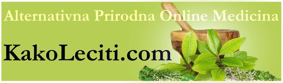 Alternativna Prirodna Online Medicina – KakoLeciti.com