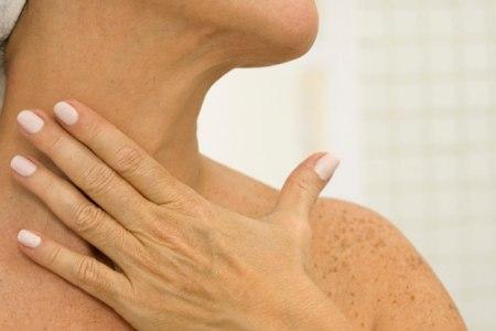 liječiti oboljenje limfne žlijezde
