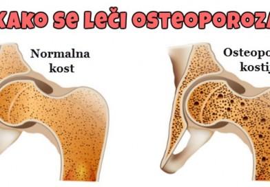 gubitak kostane mase i osteoporoza